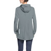 VAUDE Cyclist Softshell Jacket Women pewter grey